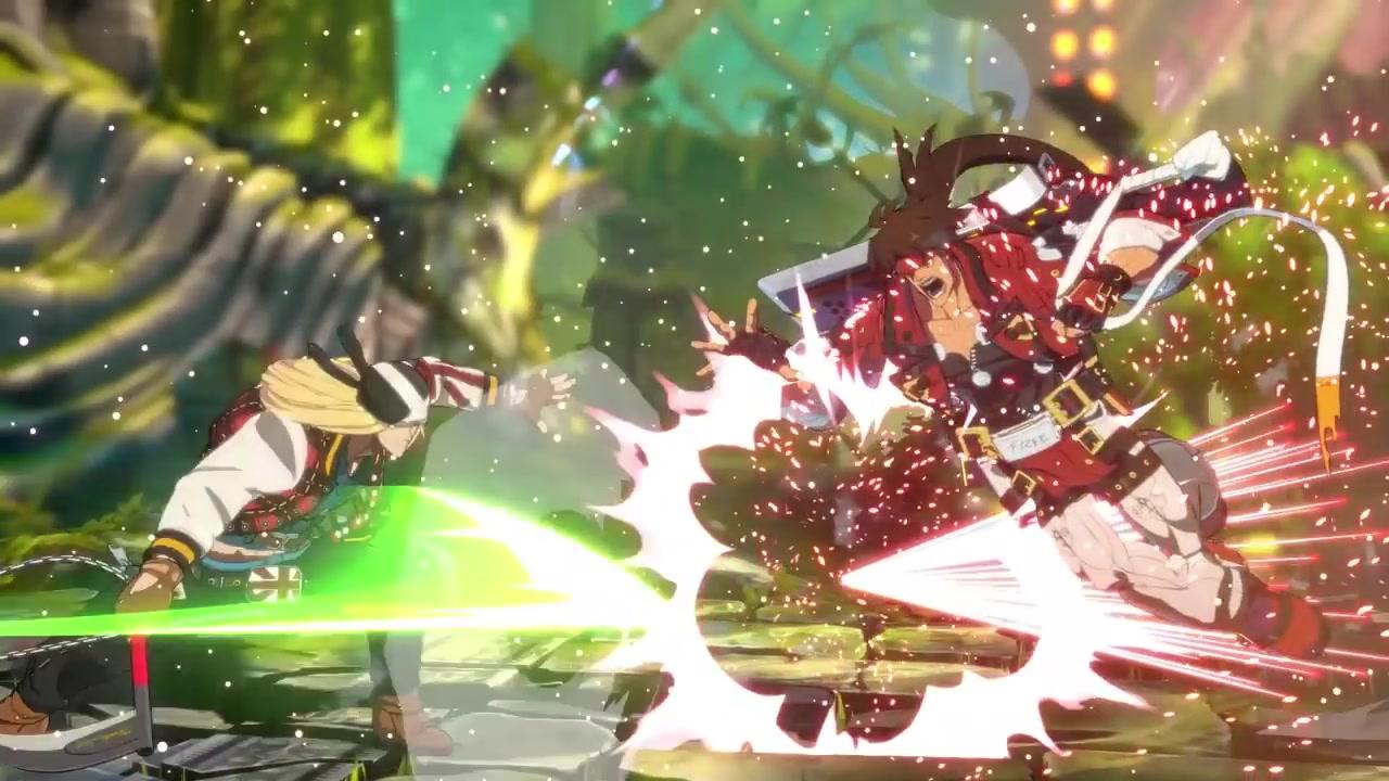 Arc System Works公布《罪恶装备》新作宣传片