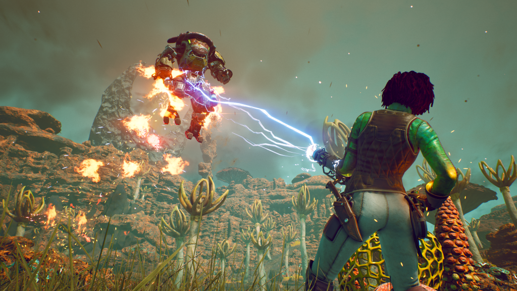 《天外世界》Xbox One版预载已开启 容量达36.8GB