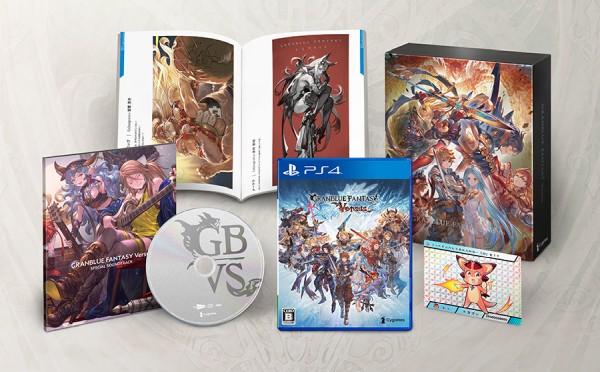 苍蓝幻想物语!PS4《碧蓝幻想Versus》封面公开