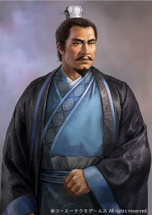 《三国志14》武将张琰介绍 属性值低无突出特点