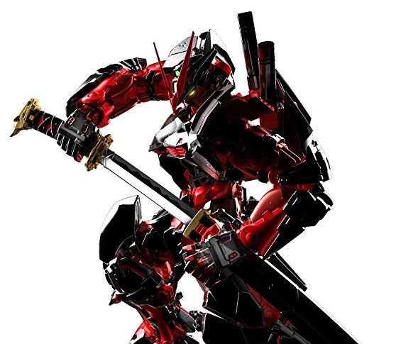 机器人明明高科技偏要佩戴武士刀!网友热议谁是第一个