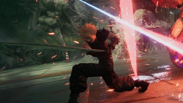 SE:《最终幻想7重制版》会让玩家自选玩法 更容易上手