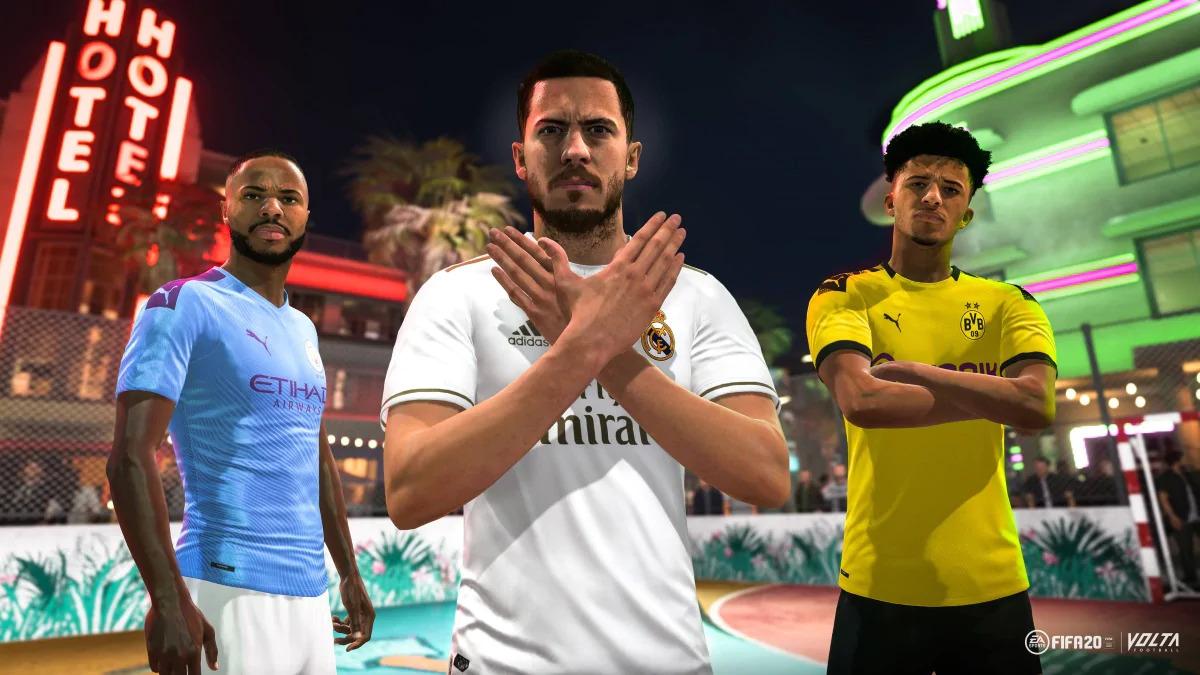 PS4/XB1/NS/PC今年9月英国游戏销量 :EA真的稳