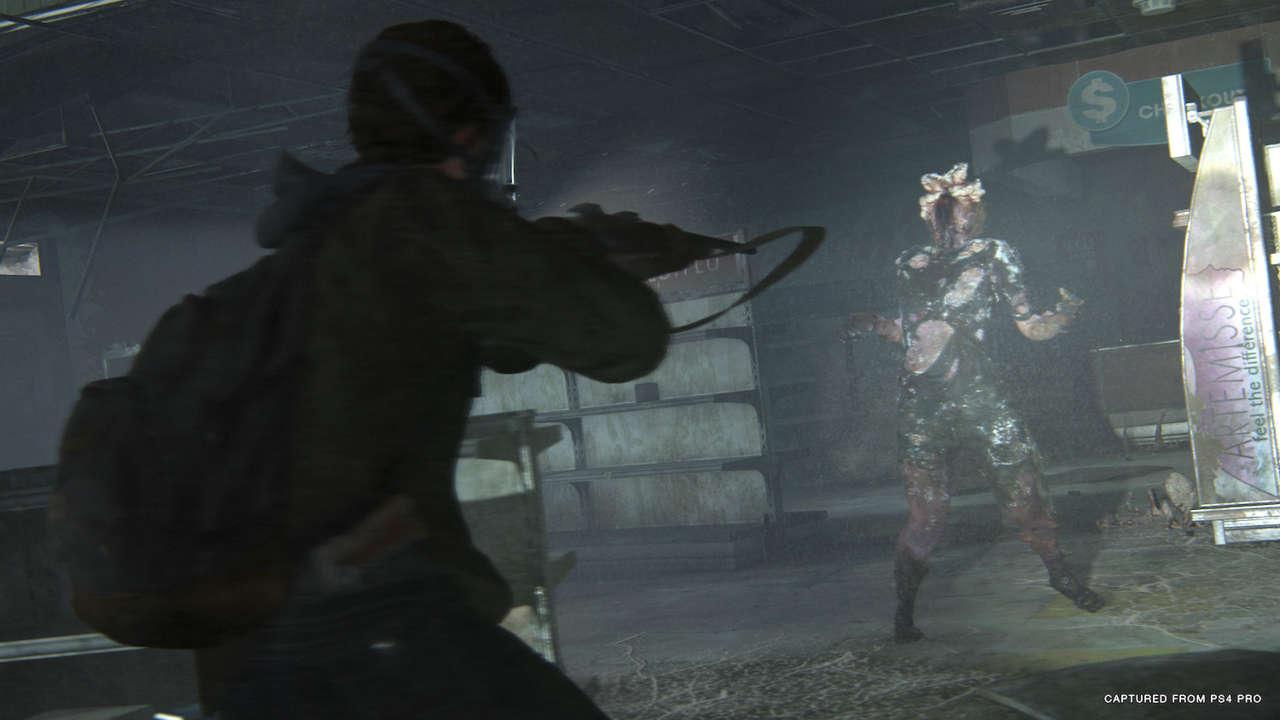 《最后的生还者2》制作人谈新怪物Shamblers 战斗将更为激烈