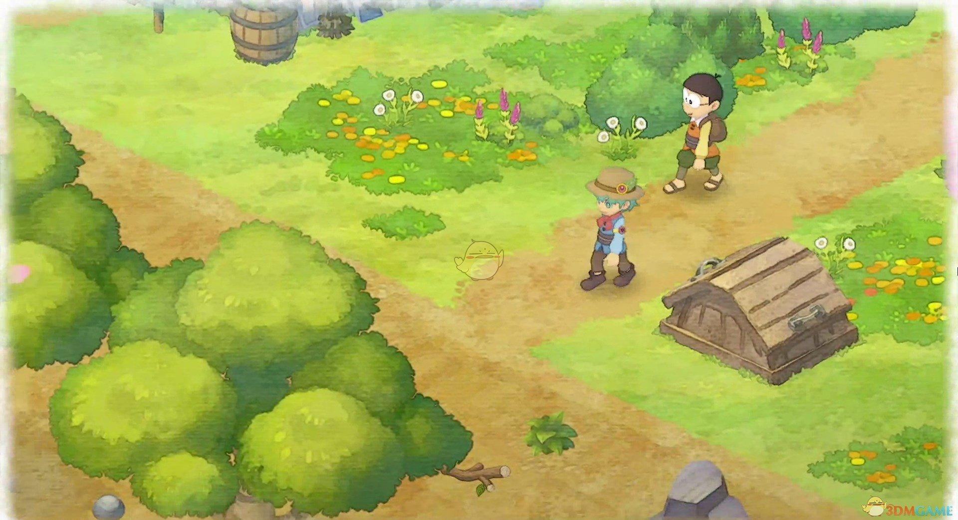 《哆啦A梦:大雄的牧场物语》冬季可钓鱼类分享