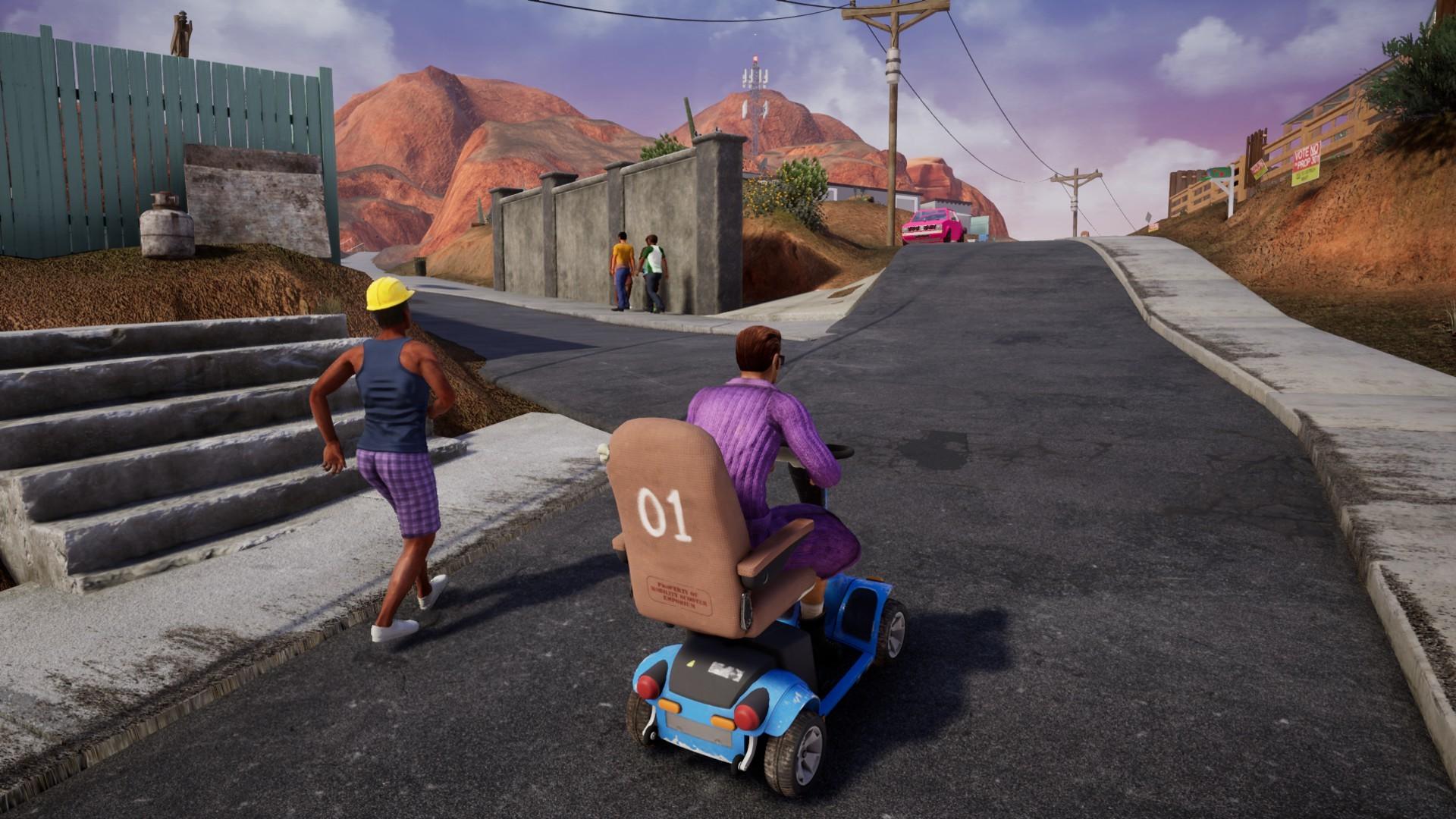 《喋血街头4》正式公布 已登陆Steam平台抢先体验