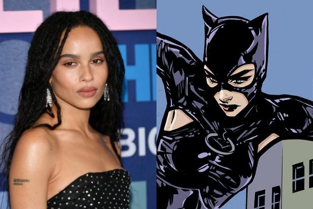 《神奇动物》黑人女星将饰演《蝙蝠侠》独立电影猫女