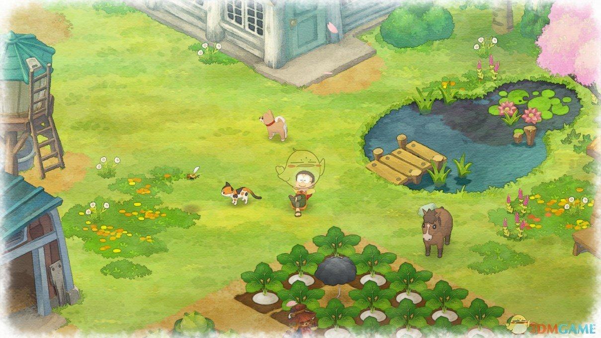 《哆啦A梦:大雄的牧场物语》兔子好感度开启方法分享