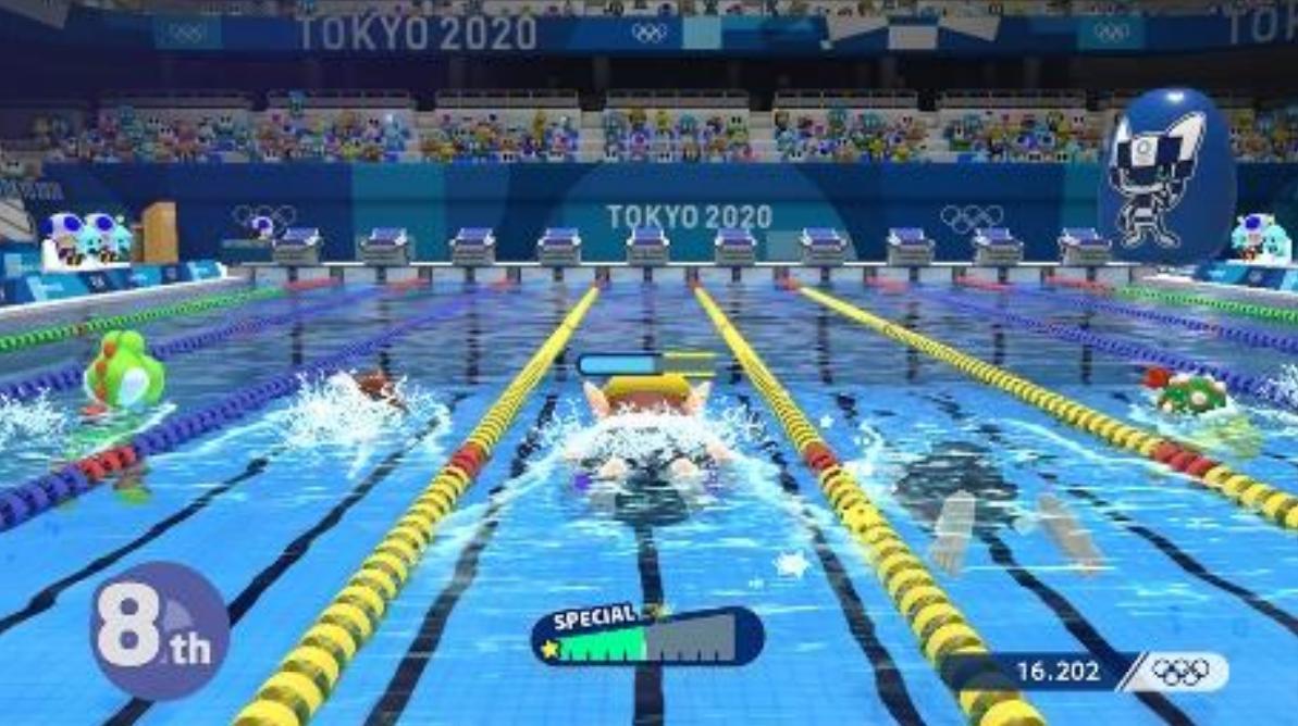 征战110米栏 《马里奥和索尼克的东京奥运会》新情报公开