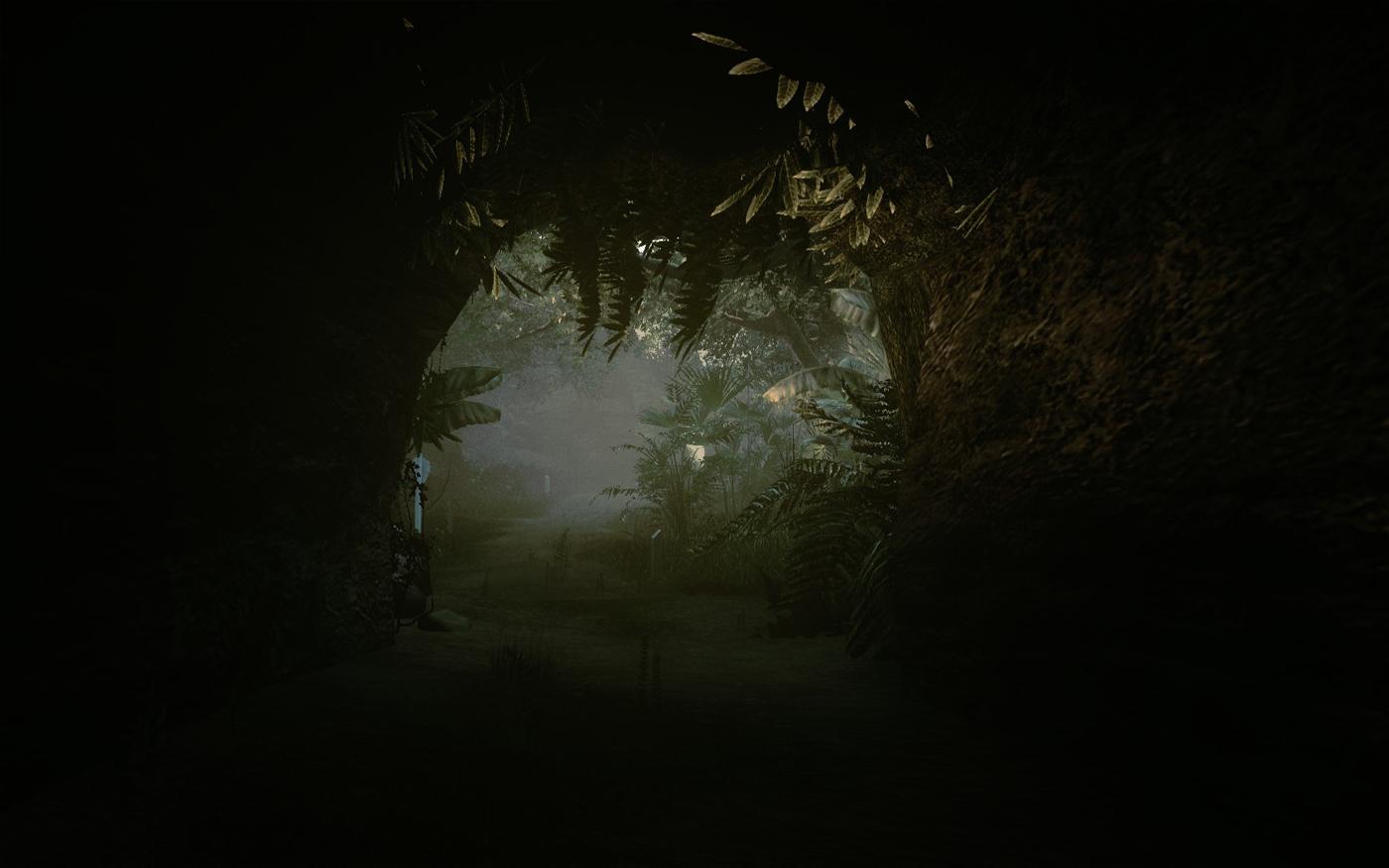"""《半条命2》Mod""""侏罗纪生活""""复活 预告及截图发布"""