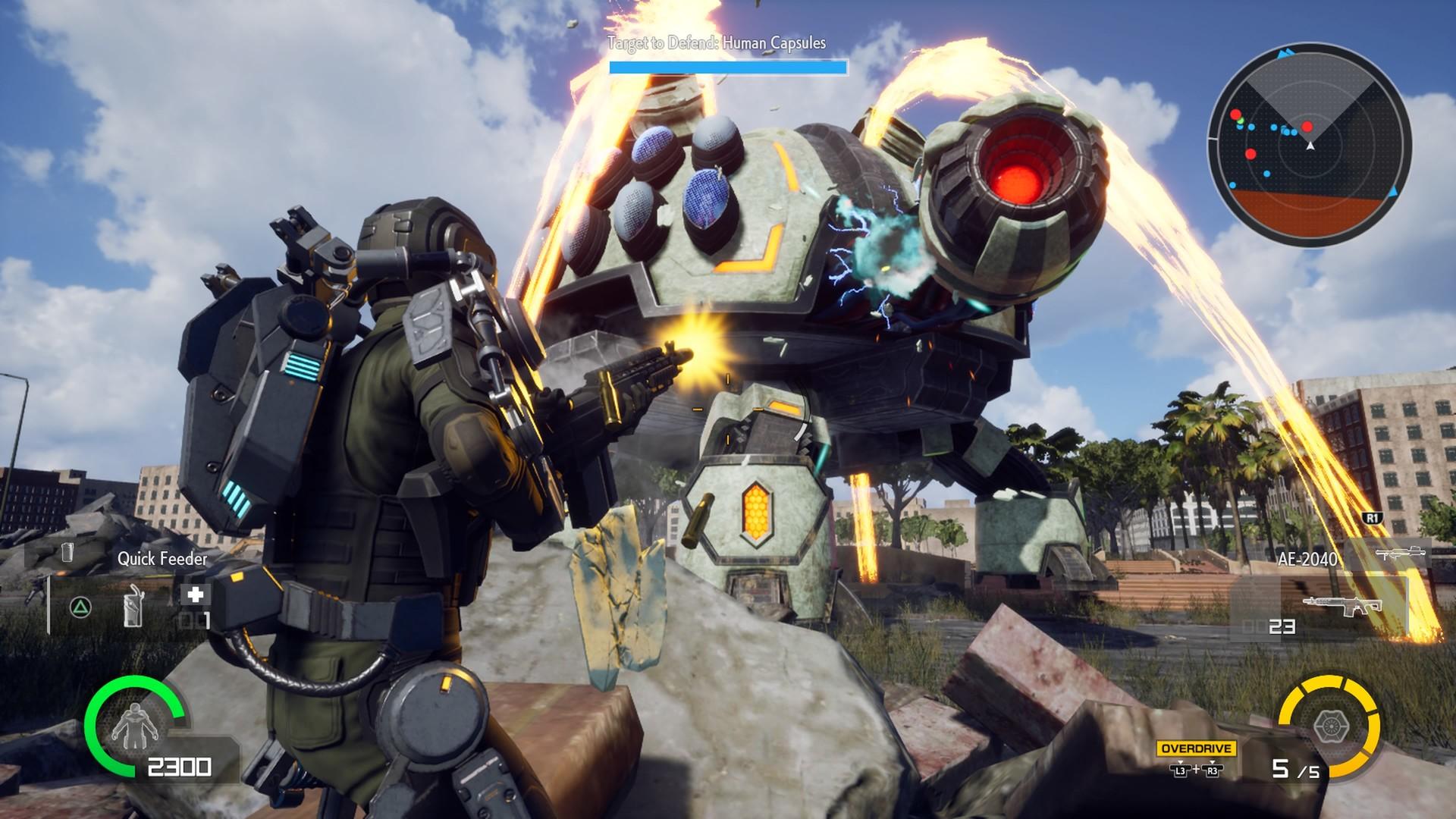 《地球防卫军:铁雨》Steam发售 国区定价163元