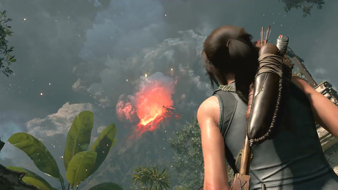 《古墓丽影:暗影》终极版正式公布 11月5日发售
