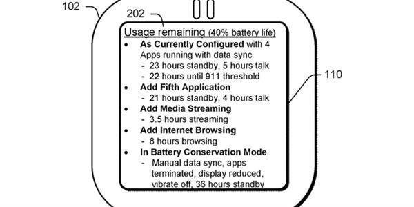 杀回手机市场!微软全新通信设备电源管理专利曝光