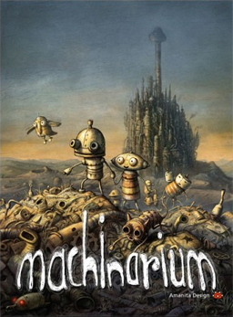 游戏历史上的今天:《机械迷城》正式发售