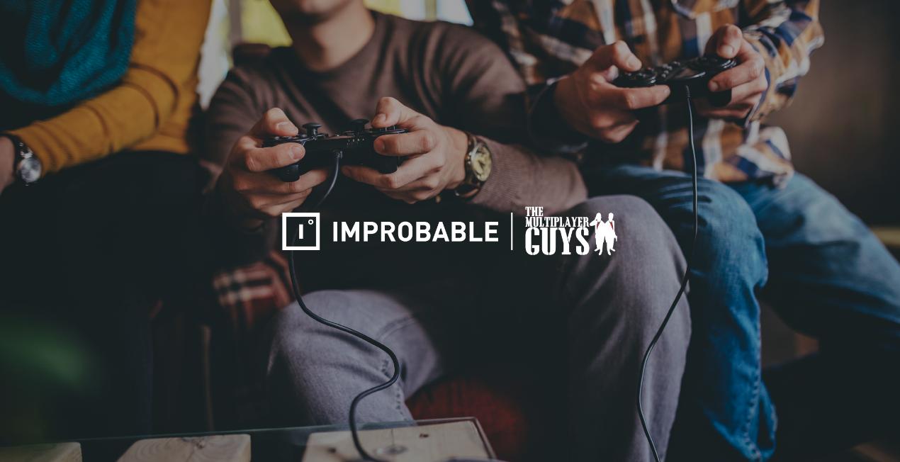 版图再扩大!英礴(Improbable)收购多人游戏服务公司The Multiplayer Guys