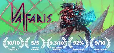 垂死恒星!重金属2D平台动作游戏《Valfaris》上架Steam
