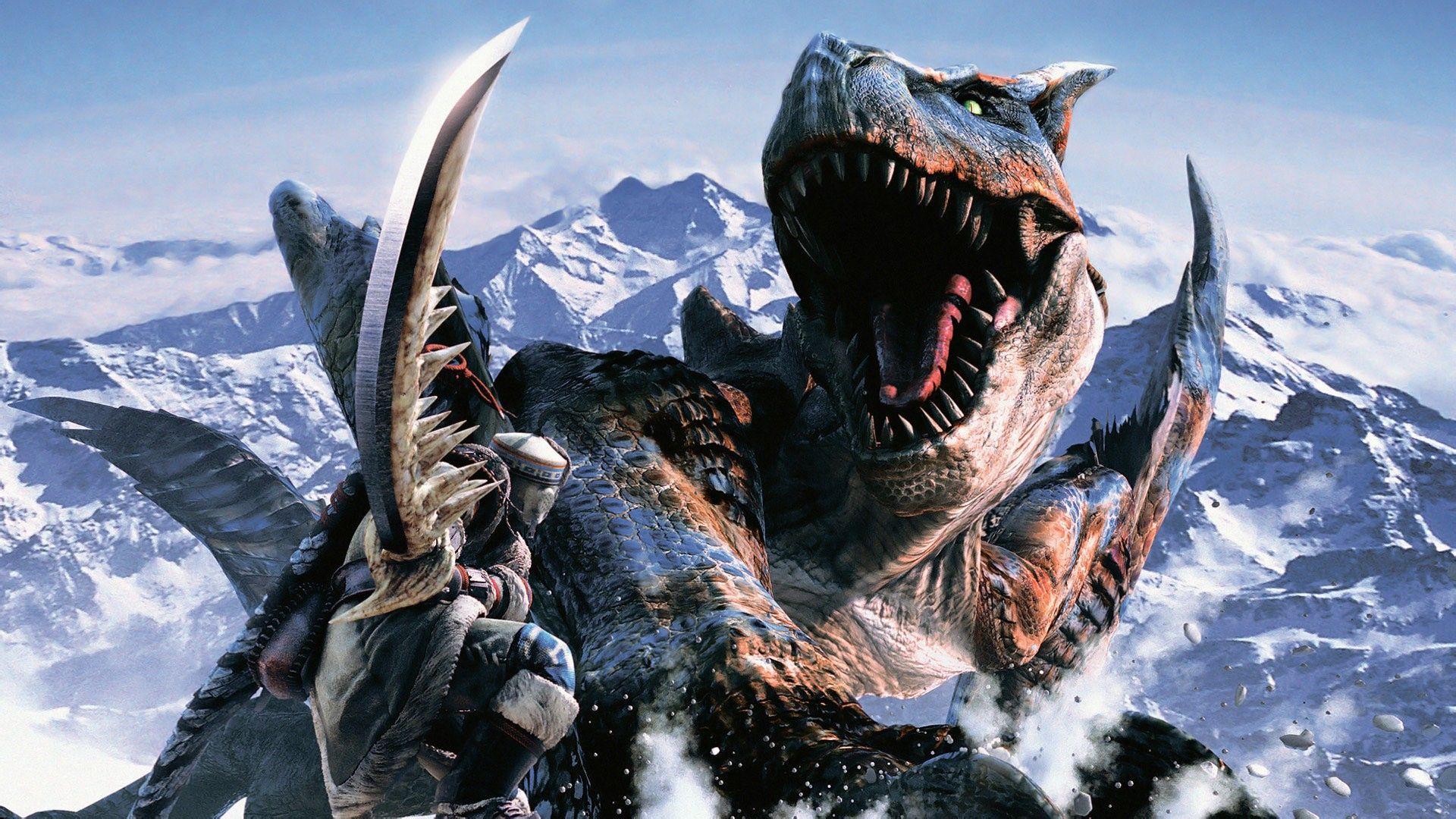 """《怪物猎人:世界》评测:脱离""""马赛克""""的次世代猎人"""