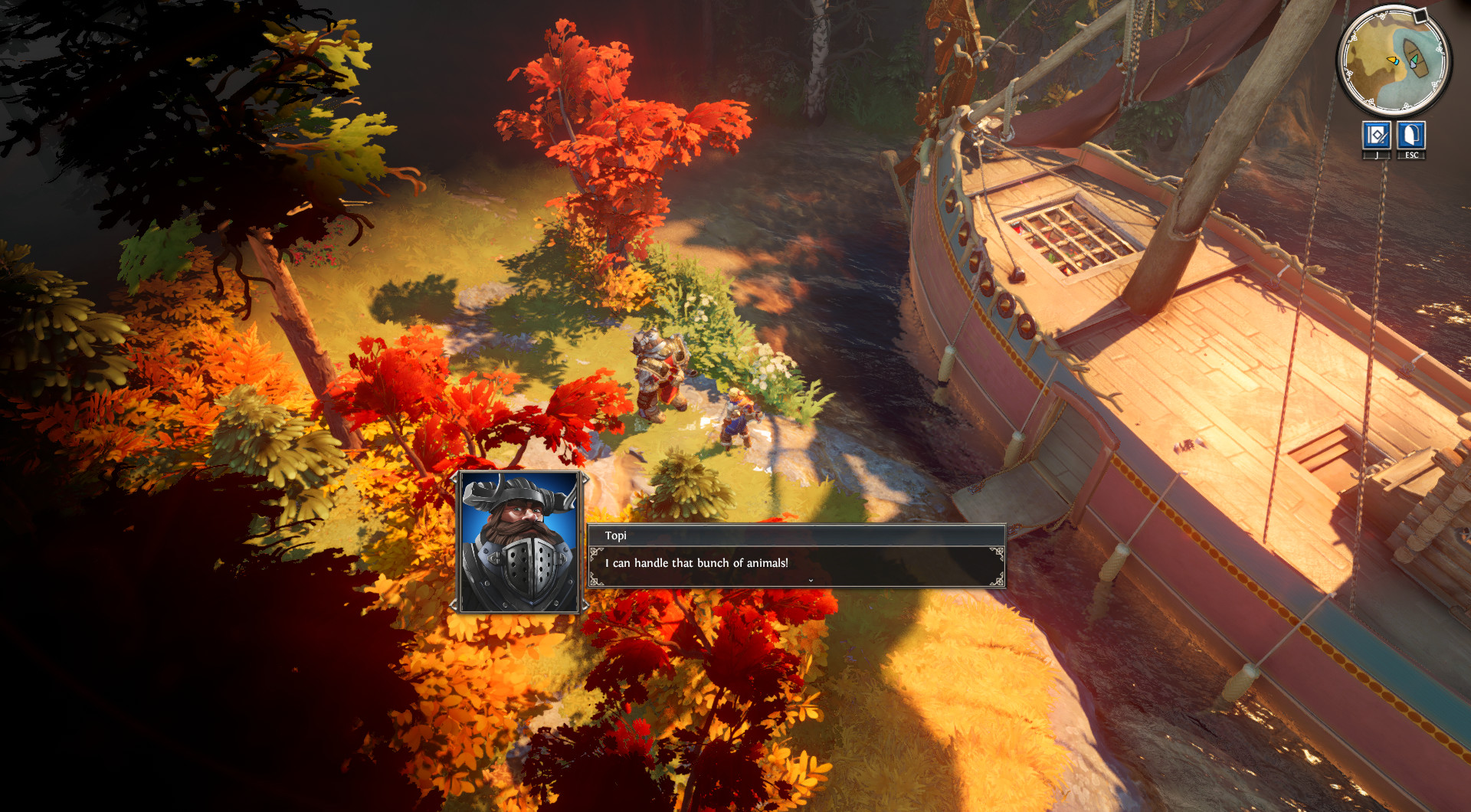 戰術回合制RPG《鋼鐵危機》2020年初登陸PC 新預告公布
