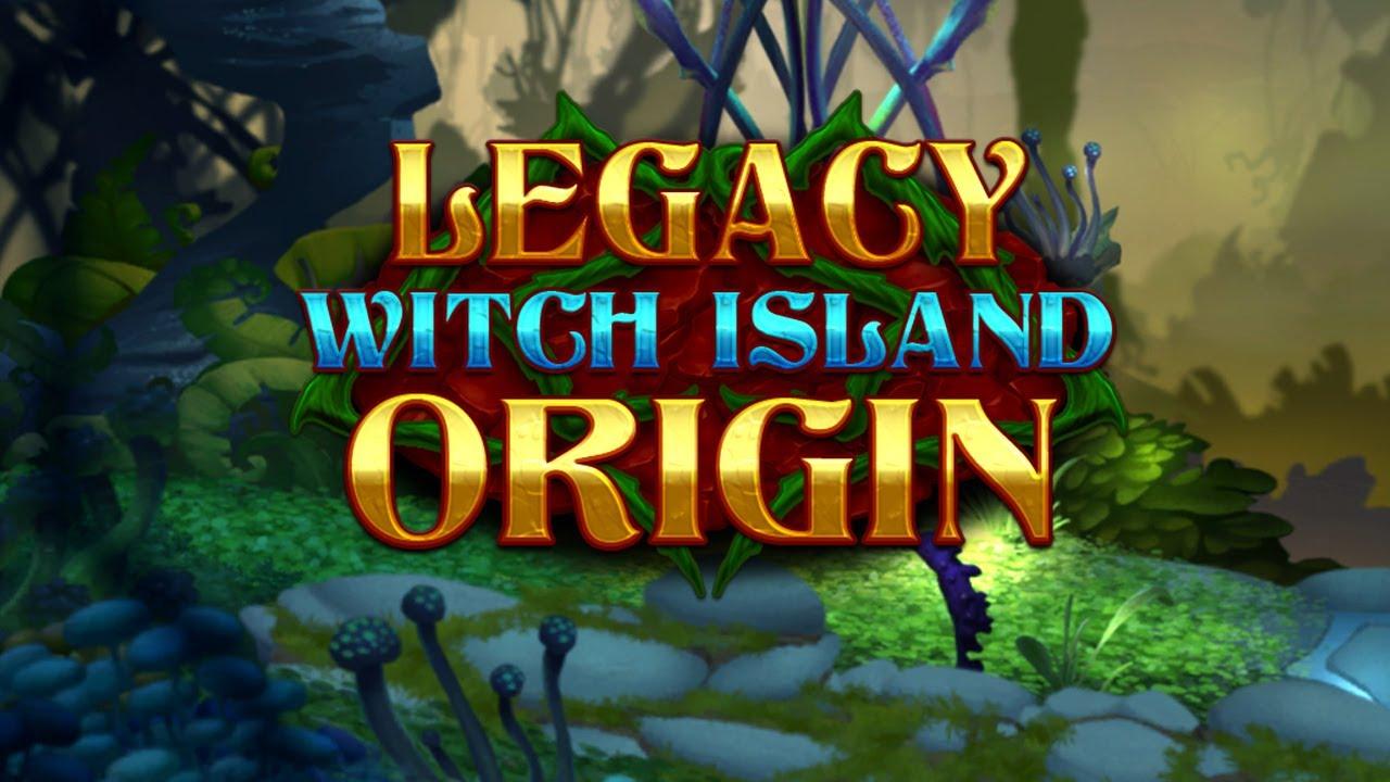 《遗产:女巫岛起源》英文免安装版
