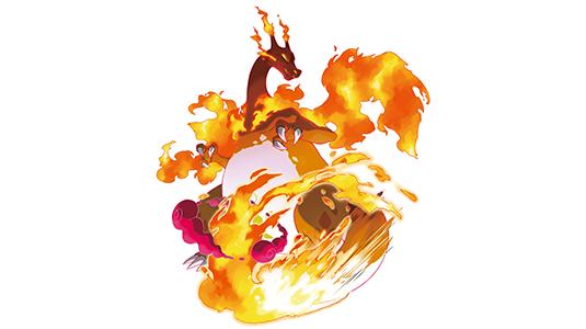 Switch 《宝可梦:剑/盾》 皮神伊布喵喵超极巨化亮相