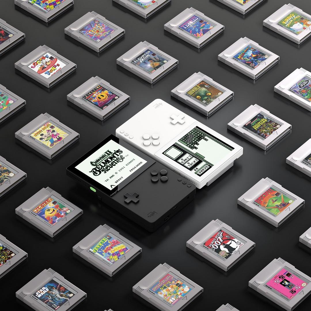 全新掌机明年发售 支持所有GB系列游戏卡带直接运行