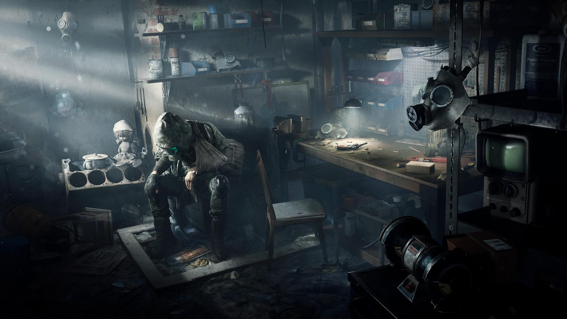 《切尔诺贝利人》登陆Steam抢先体验 首发获得特别好评