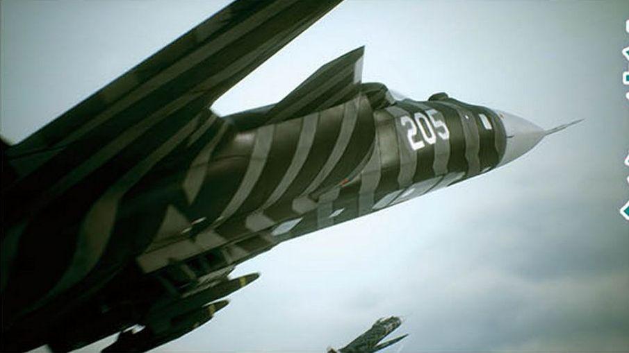 《皇牌空战7》第五弹DLC情报及截图 海岸突袭战