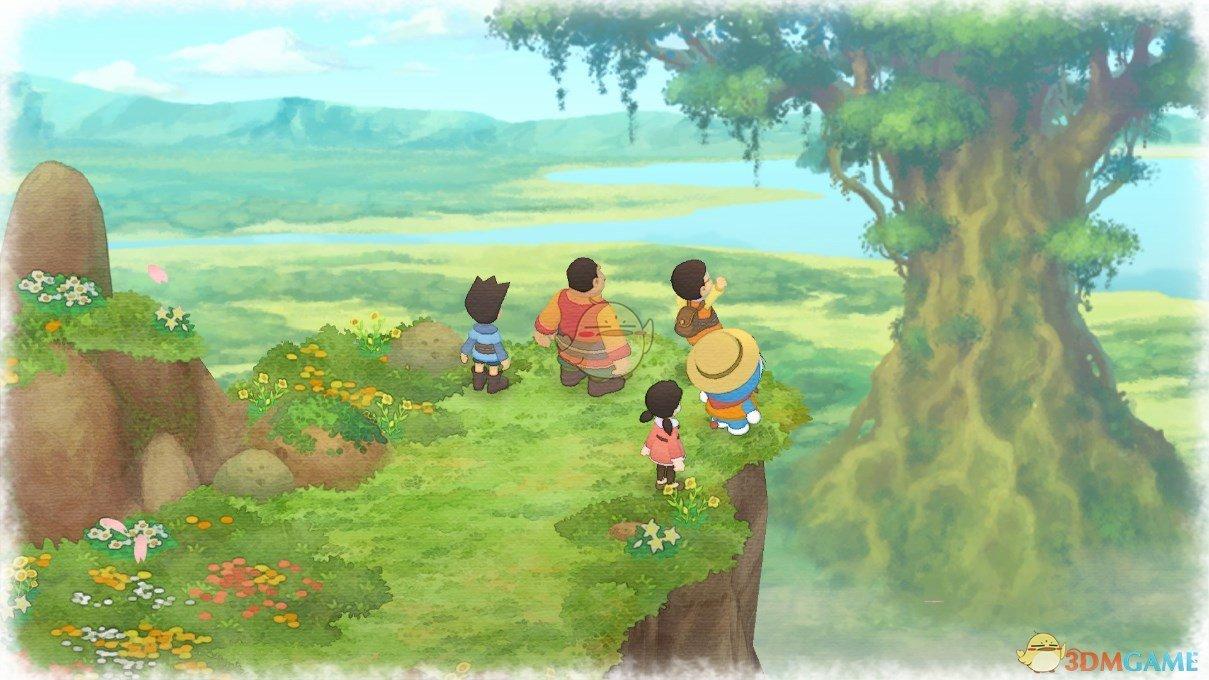 《哆啦A梦:大雄的牧场物语》主线巨木大树剧情解锁方法分享