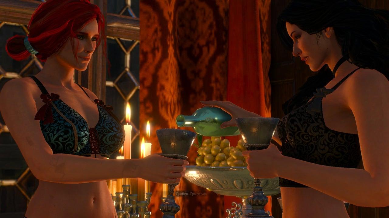 《巫师3》开发趣闻:编剧不想写18禁内容 太羞耻了