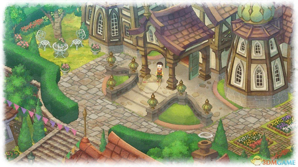 《哆啦A梦:大雄的牧场物语》通行圈获得方法分享