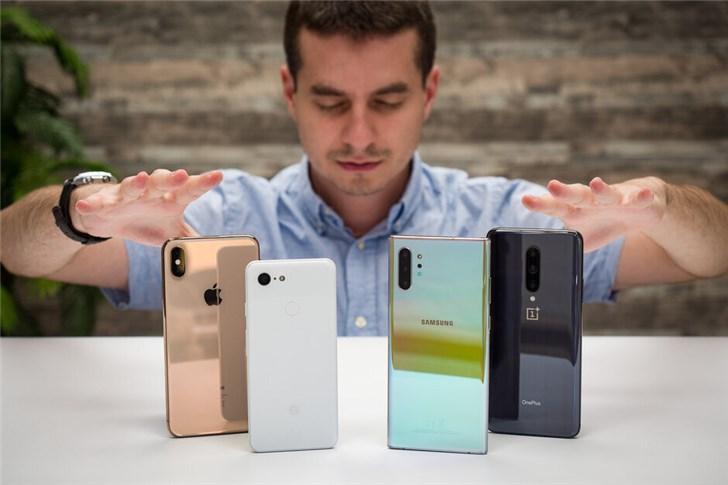 苹果、三星、索尼、LG手机哪个最保值?结果挺意外苹果、三星、索尼、LG手机哪个最保值?结果挺意外