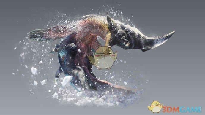《怪物猎人:世界》冰鱼龙打法介绍