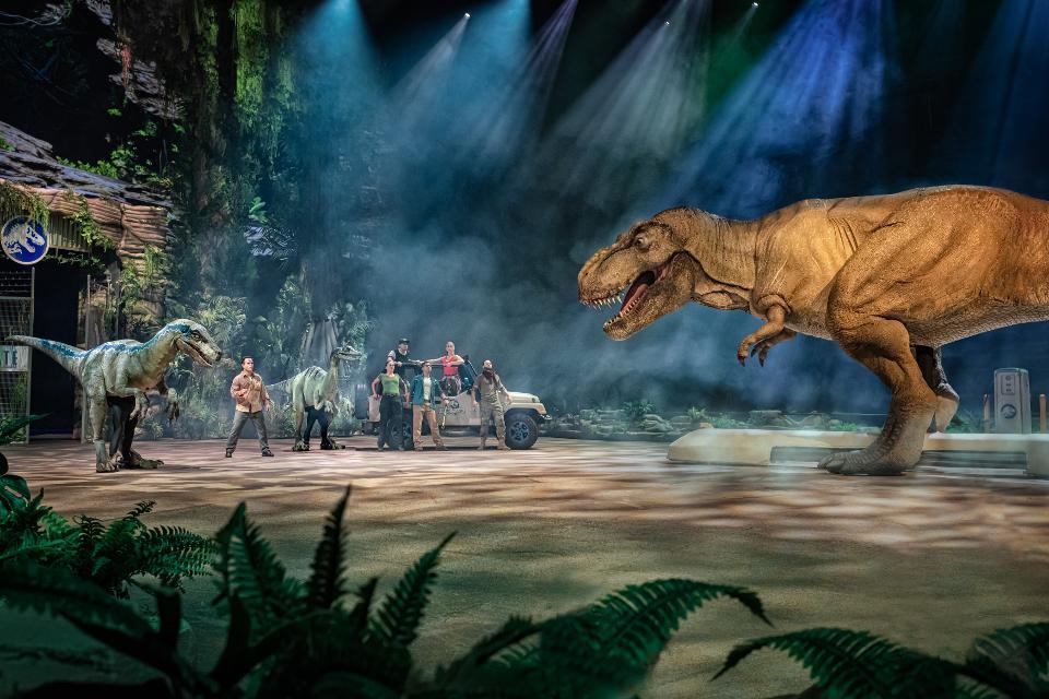 《侏罗纪世界3》 已开始前期制作 2020年2月正式开拍