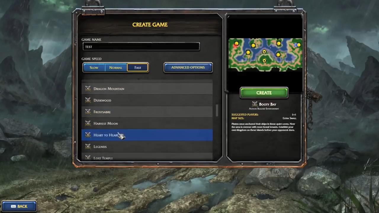 《魔獸爭霸3:重制版》B測vs瘋狂電腦實機演示?