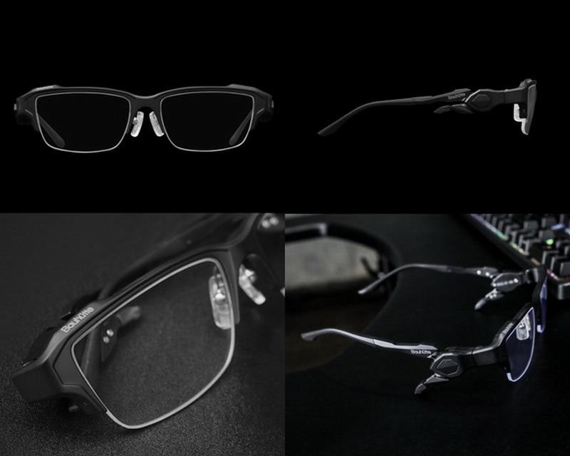 日厂为玩家推出防疲劳眼镜 伊织萌代言胸猛抢镜