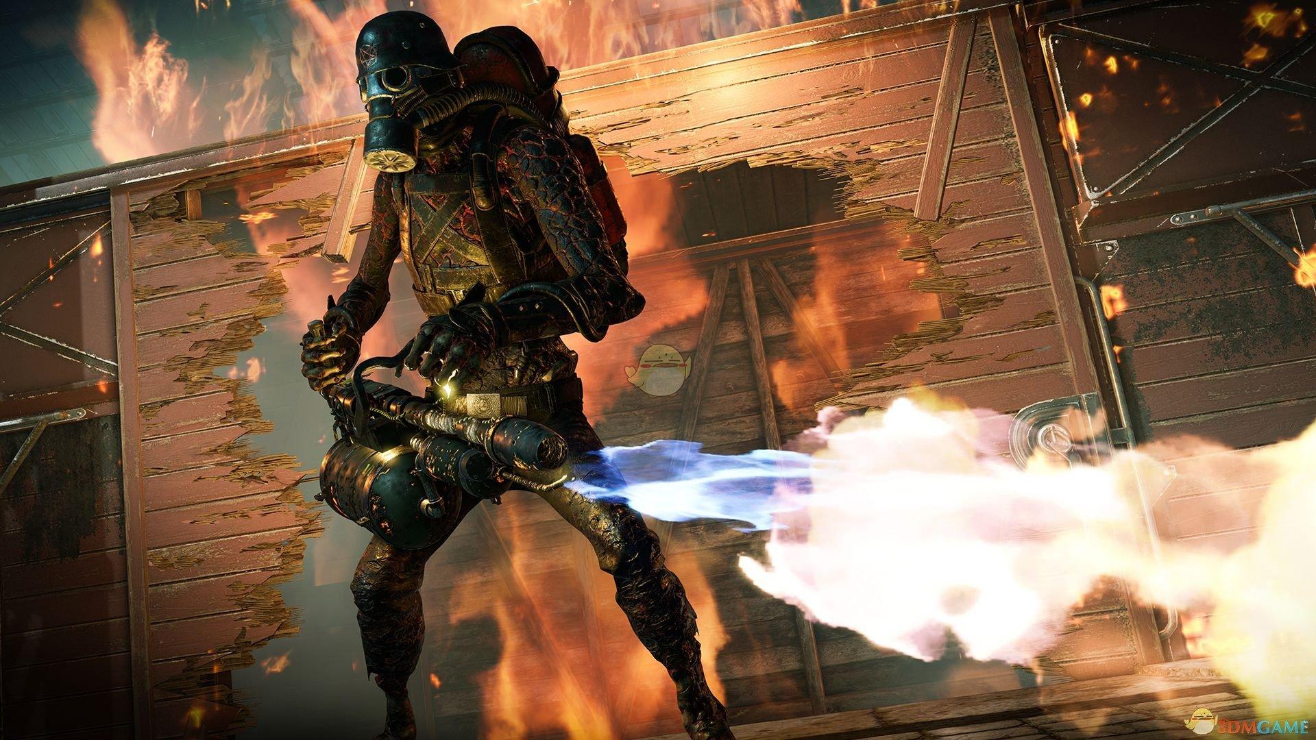 《僵尸部队4:死亡战争》游戏特色介绍