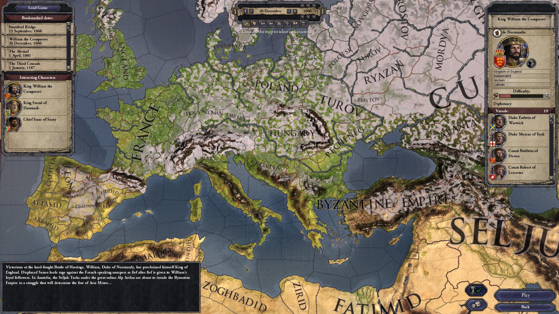《十字军之王2》Steam喜加一!P社发行商特卖开启