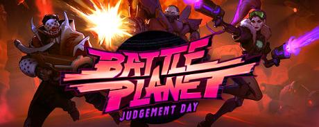 《战斗星球:审判日》英文免安装版