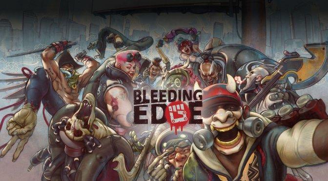 《嗜血边缘》PC版Alpha测试将于10月24日开始
