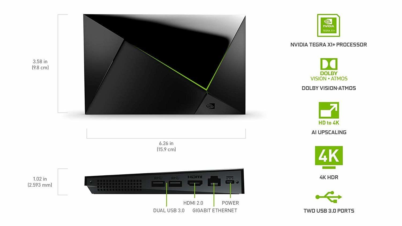 NVIDIA Shield TV Pro新传闻暗示遥控器会有不小变化