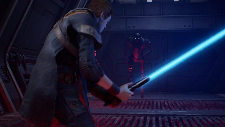 《星球大战绝地:陨落的武士团》已到进厂压盘阶段