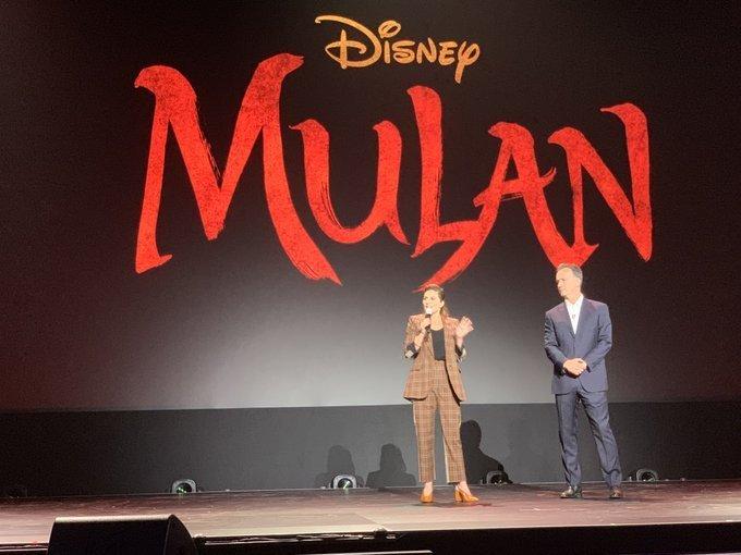 迪士尼《花木兰》将大规模重拍 或将增加演员歌唱戏份