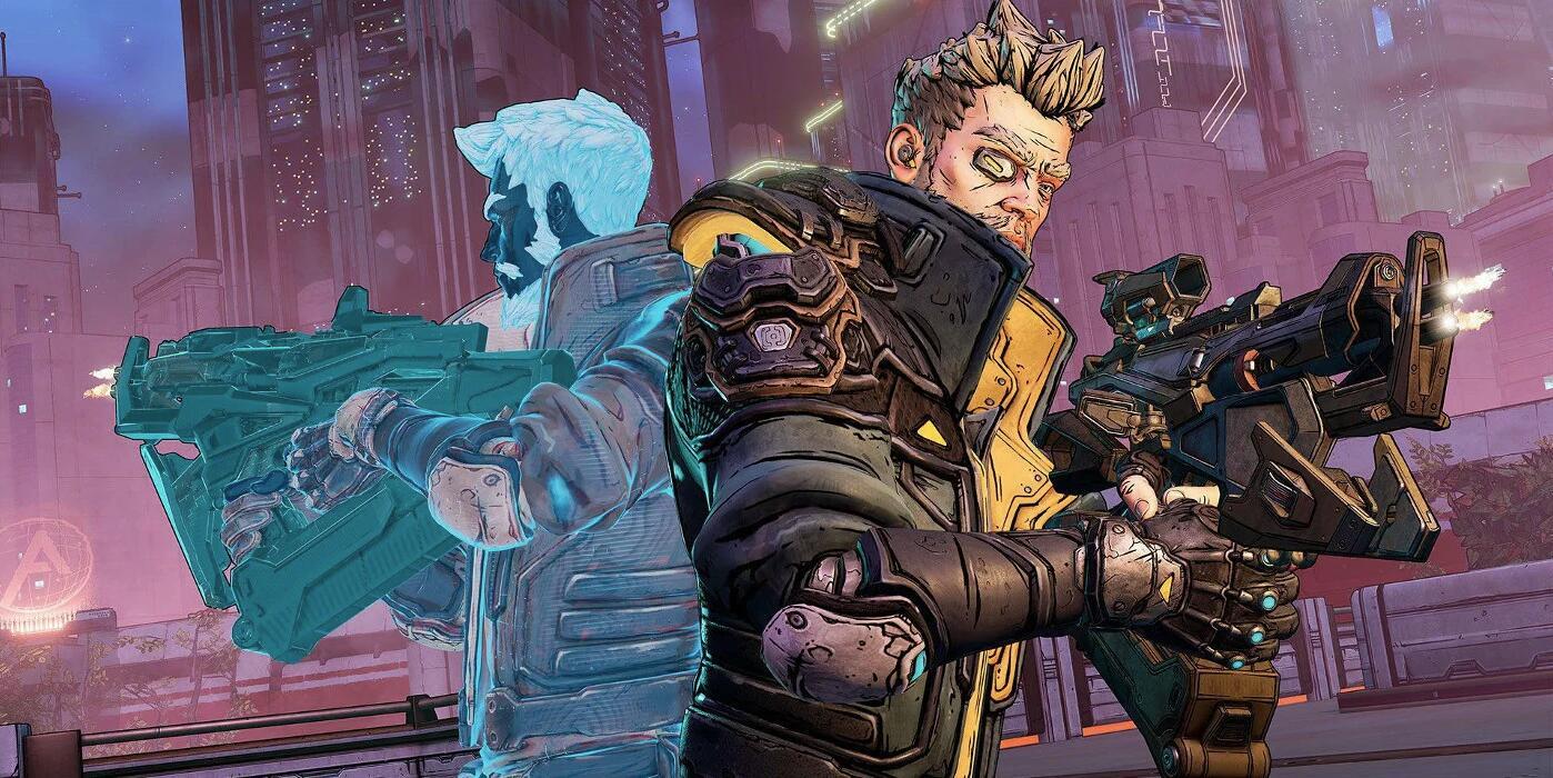 《无主之地3》下一次活动将提升稀有装备掉落率
