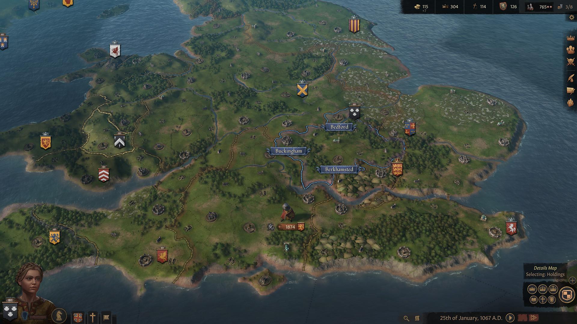 《十字军之王3》上架Steam:自带简体中文、首批细节公布《十字军之王3》上架Steam:自带简体中文、首批细节公布