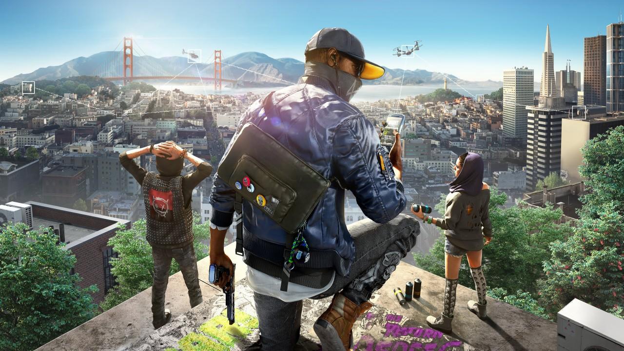 《看门狗2》第一人称视角Mod 游览旧金山感觉美妙