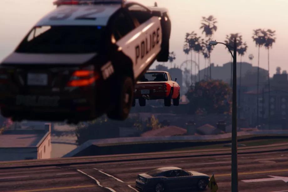 油管GTA5粉丝频道开启绕圈行为艺术 《GTA6》不发售不会停
