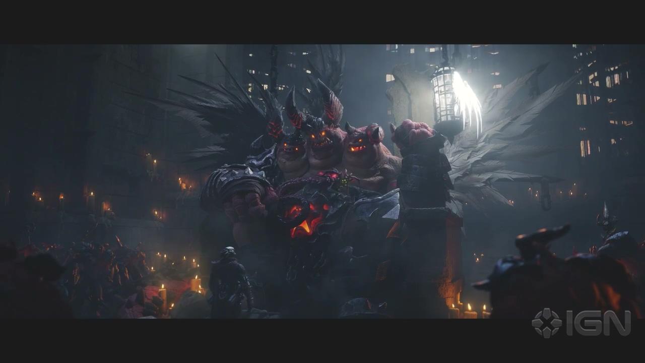 《暗黑血统:创世纪》新CG预告 PC/Stadia发售日确定