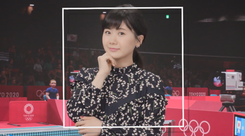 福原爱教你玩乒乓球!《2020东京奥运》新中文CM公开