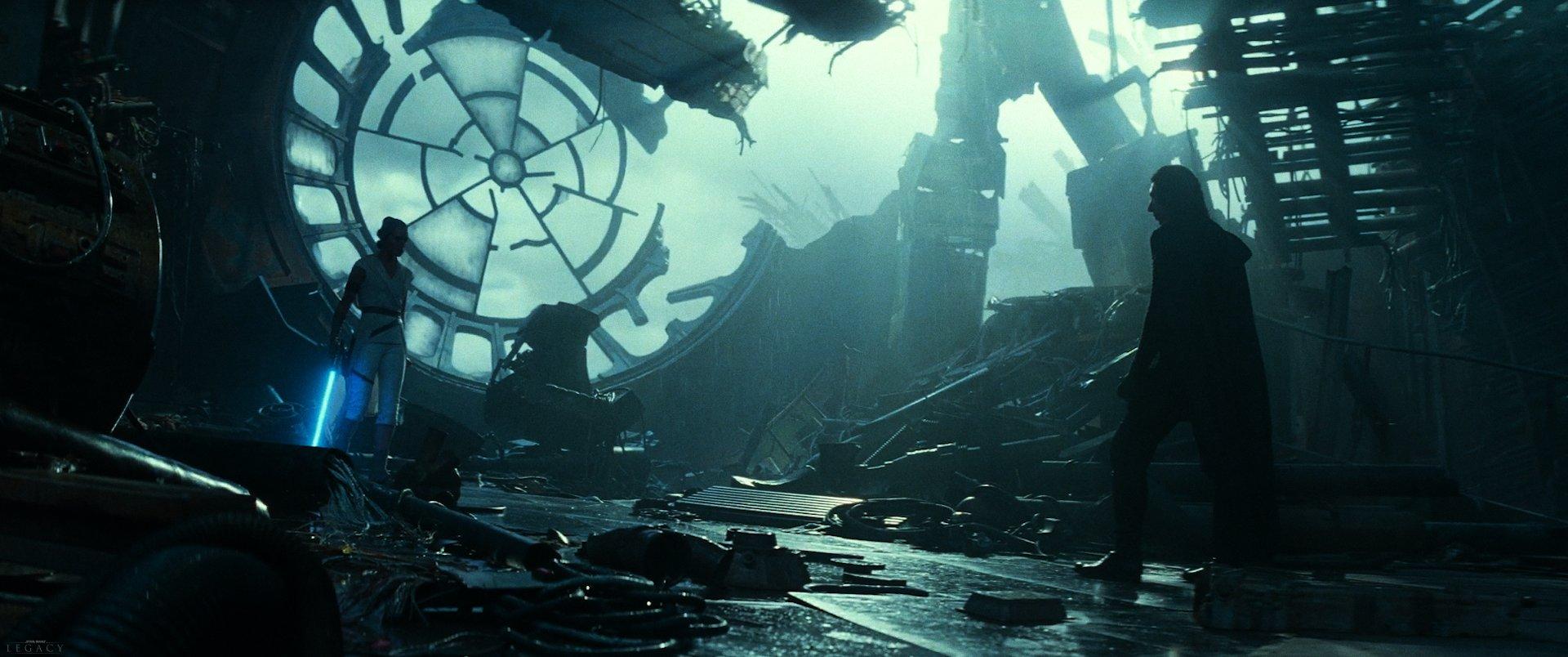 天行者传奇迎来终章 《星球大战9:天行者崛起》终极预告