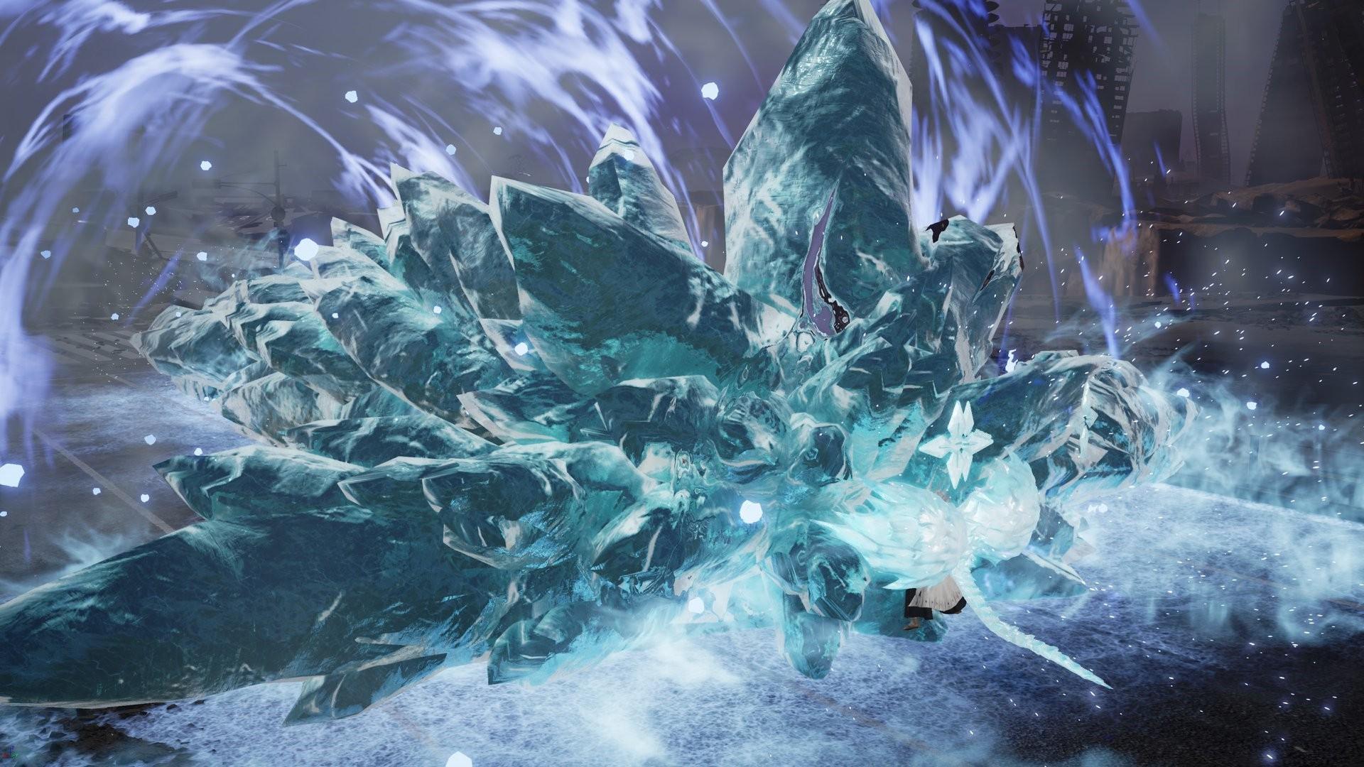 天才少年 《Jump大乱斗》DLC角色日番谷冬狮郎新图